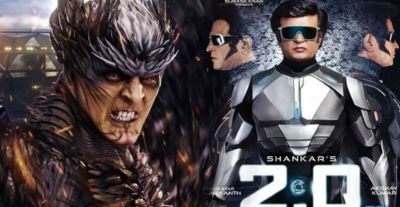 Akshay-Rajinikanth's 2.0 to rock the theatres of China, first earned 800 crores worldwide!