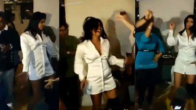 VIDEO: Priyanka Chopra dances fiercely despite her deep injury in the knees!