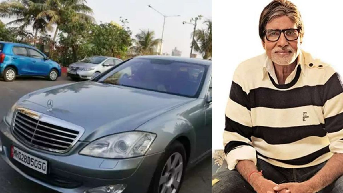 This Megastar Car is ready to be sold, can get Mercedes in such a low price