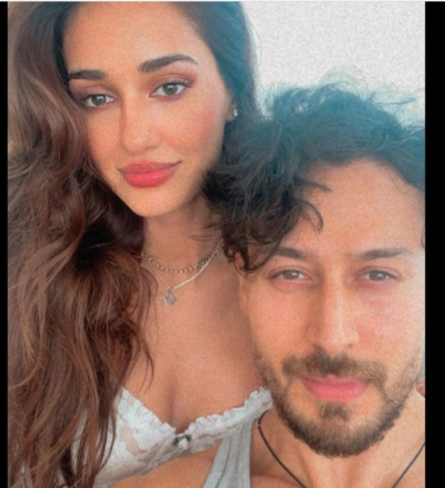Not Disha Patani but this famous Bollywood actress is Tiger Shroff's favourite
