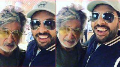VIDEO: When Shakti Kapoor and Yuvraj Singh met at the airport, the famous dialogue went viral!