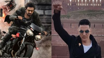 Akshay's ' mission Mangal ' all set to hit the box office with Prabhas' Saaho