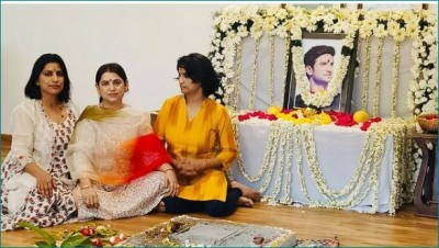 Sushant's sister Mitu remembers him on his death anniversary says, 'Only memories..'