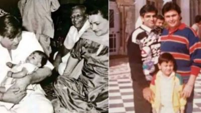 Rishi Kapoor shares adorable memories of Childhood!