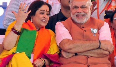 PM Modi greeted Kirron Kher on her birthday, actress expresses gratitude to PM and fans
