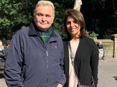 Rishi Kapoor to have his Birthday Celebrations in India; Date revealed!