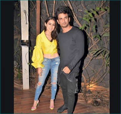 Sara Ali Khan expresses grief over first co-star Sushant's demise