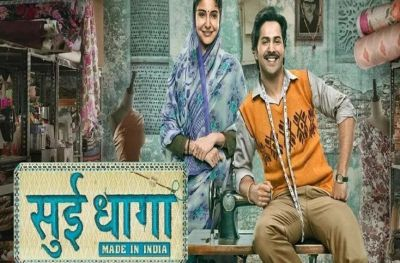 Sui Dhaaga: Varun-Anushka created history, only Hindi film selected at Shanghai Film Festival