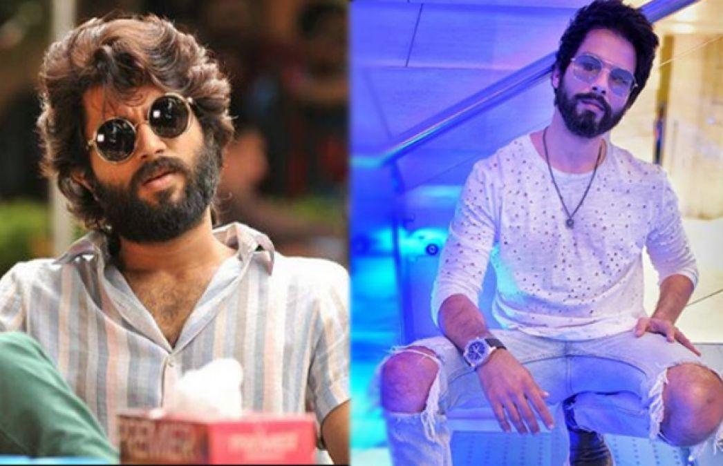 'Arjun Reddy' Praises Shahid after watching the trailer of 'Kabir Singh'!