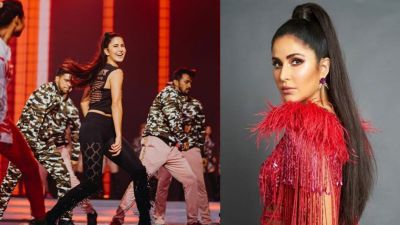 VIDEO: Thousands of audience got amazed when Katrina landed on stage for dance!