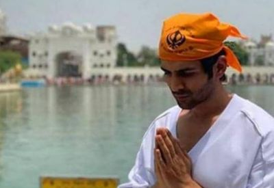Karthik Aryan arrived at Golden Temple amidst shooting of the film!