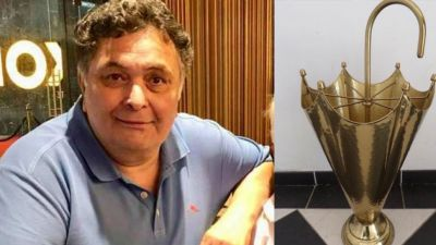 Rishi Kapoor's tweet on Rain and ICC World Cup!