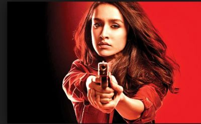 Shraddha Kapoor is excited for her character in Saaho, said this