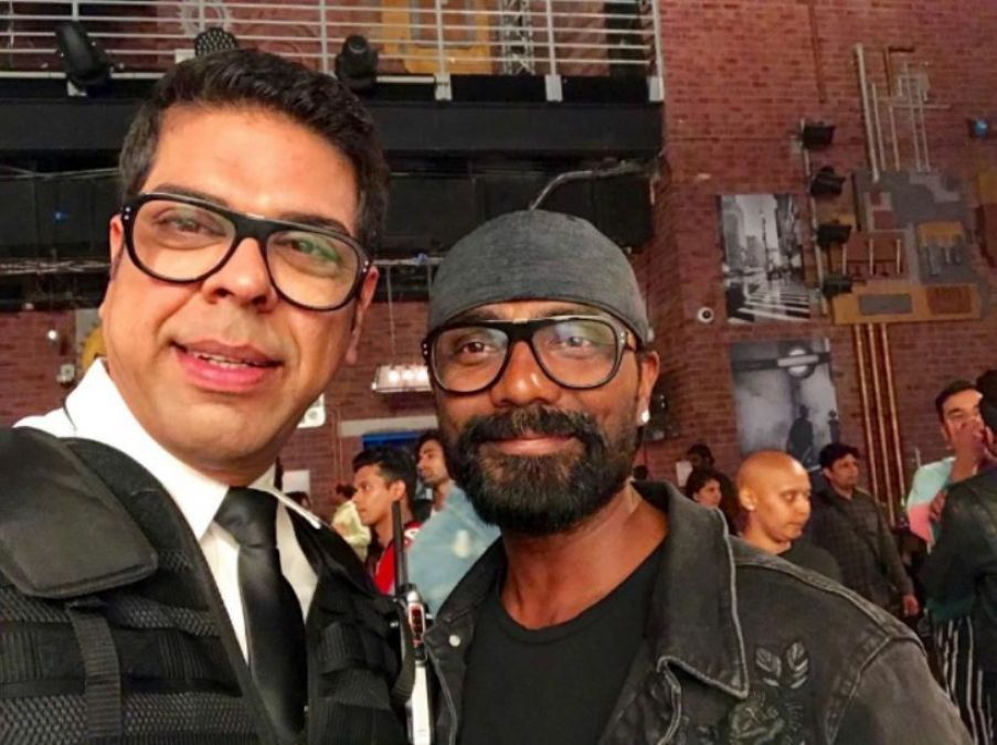 स्ट्रीट डांसर 3d के सेट पर दिखे मुरली शर्मा, होने वाला है अनोखे किरदार