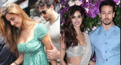 Tiger Shroff applauded by peoples for saving Disha Patani from the crowd