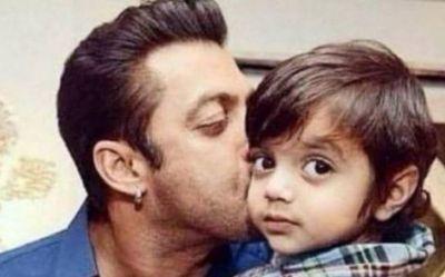 Sohail Khan's Son had a magical birthday wish from Chachu Salman Khan!