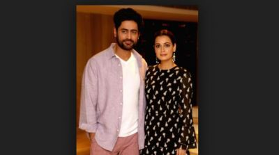 Mohit Raina reveals he had a crush on Diya Mirza
