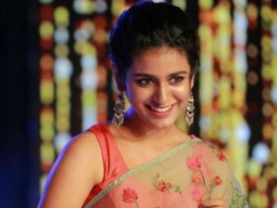 'Khan' entry into the Priya Prakash's movie