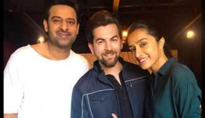 Neil Nitin Mukesh wrapped up Saaho shooting