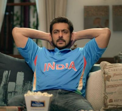 Salman Khan's tweet on India's victory goes viral, check it out here