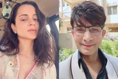 KRK calls Kangana Ranaut 'deedi' in new post