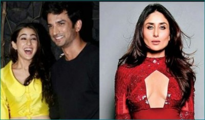Kareena Kapoor also used to hate Sushant, advised Sara, 'Don't date first co-star'