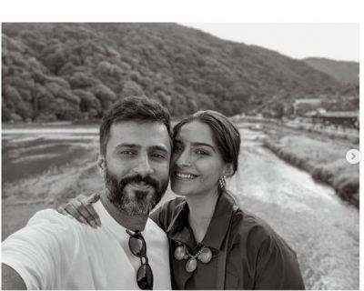 Sonam Kapoor enjoys vacationing with Husband Anand Ahuja here!