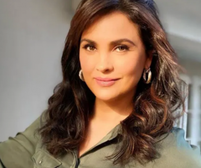 Lara Dutta was asked by fan about vaccination in India, actress reply THIS