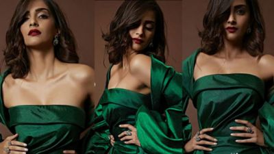 VIDEO: Sonam Kapoor sets internet on fire!
