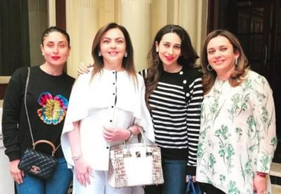Kareena-Neeta Ambani's reunion in London, photos surfaced!