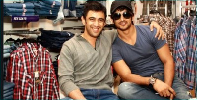 Why did Sushant's friend Amit Sadh leave Twitter?