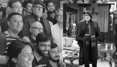 The whole set applauded when Amitabh Bachchan gave a 14-minute scene in just one shot!