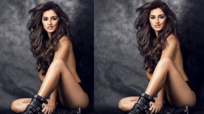VIDEO: Tiger will be shocked to see this avatar of Disha, going viral!