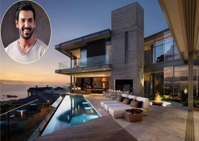 John Abraham's 'Villa in the Sky' is a Small Sweet and Stylish house!