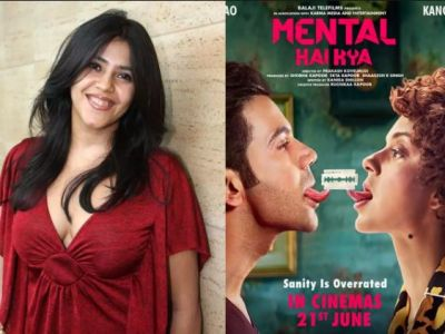 Ekta Kapoor Explains the story of 'Mental Hai Kya'