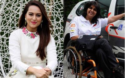 Sonakshi Sinha to portray Padmashree winner Deepa Malik's role in her biopic!