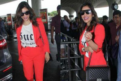 Sophie Choudhury looks cool at the airport; you would be amazed to see!