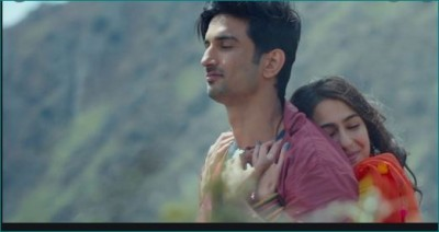 Sushant's bonding with Sara was very strong, video goes viral