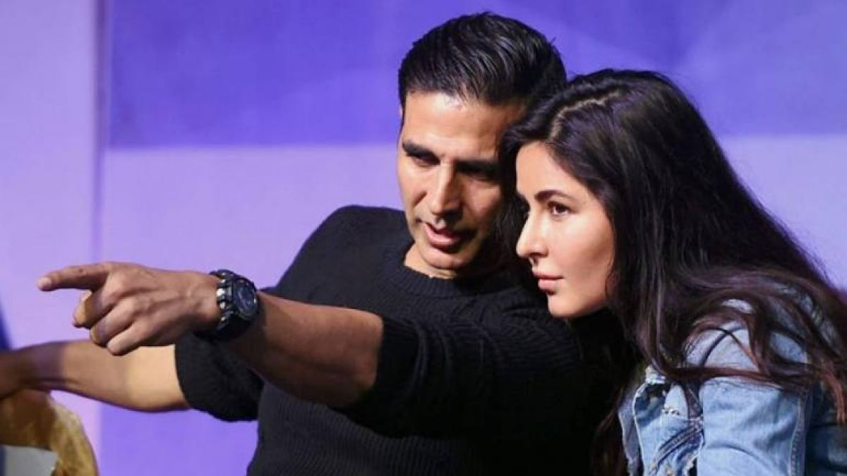 Katrina Kaif's Year-Old Aspire Completes, Akshay Kumar Is the reason!