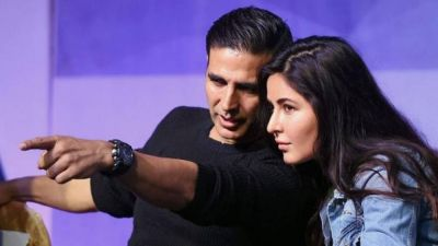 Katrina Kaif's Year-Old Aspire Completes, Akshay Kumar Is the reason!