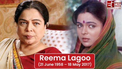Reema Lagoo became famous by playing a role of mother from Salman to Govinda