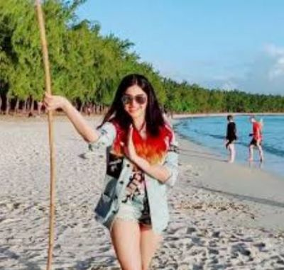 Video: Ada Sharma plays with sticks amidst her vacations!