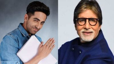 Ayushman's statement on Big B will amaze you!