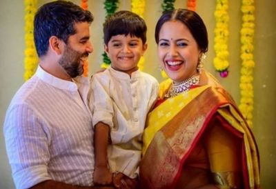 Sameera Reddy's baby shower, beautiful pictures surfaced!