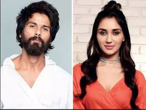 While Shooting Kabir Singh, Shahid said this to Nikita Dutta!