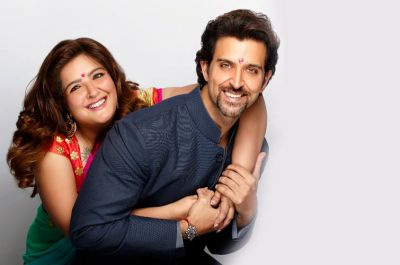 Hrithik's sister revealed, 'father slapped me because...!'