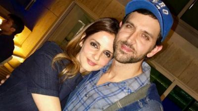 Ex-Wife Suzanne comes in Hrithik's defence on Sunaina's accusations!