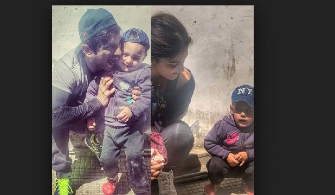 Sushant Singh Rajput enjoying vacations in Ladakh with Riya Chakraborty?