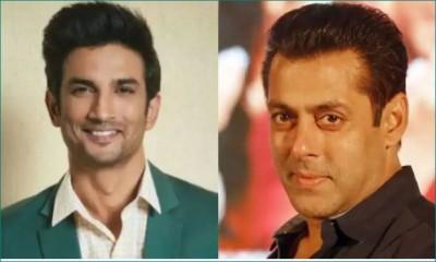 Salman makes shocking tweet after seeing himself accused of killing Sushant