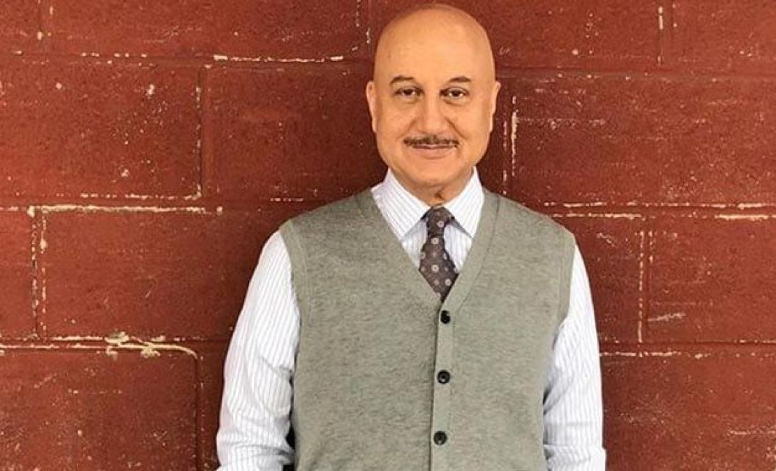 Anupam Kher will not play the role of Kadar Khan in this film